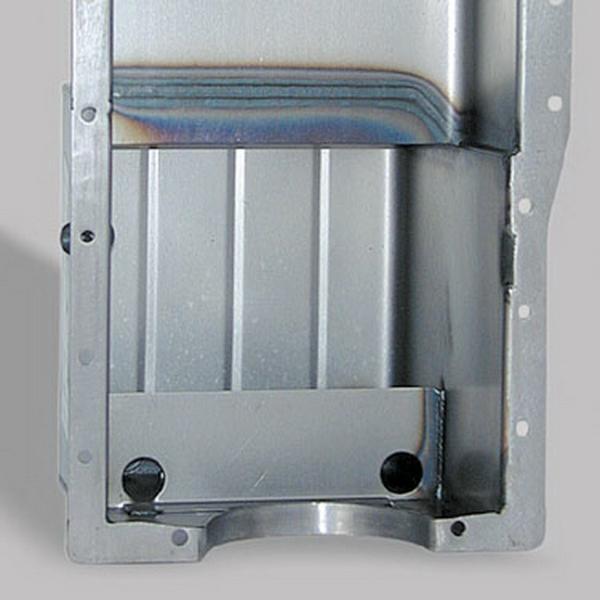フォックスシャーシ車でフォード5.0Lエンジン用MOROSO 20511オイルパン|hal-proshop2|02