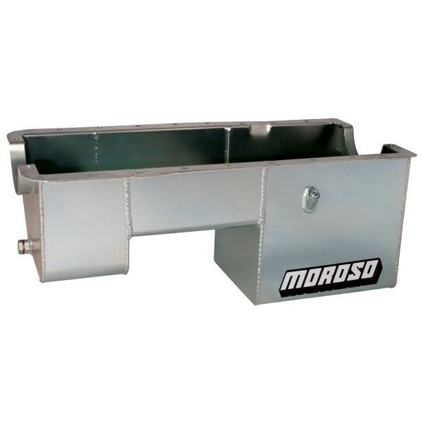 フォックスシャーシ車でフォード5.0Lエンジン用MOROSO 20511オイルパン|hal-proshop2|04