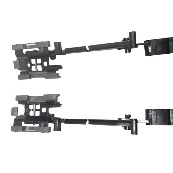 10 X New 2002-2008 Sunroof Track Assembly Repair Kit for Jeep Liberty|hal-proshop2|01
