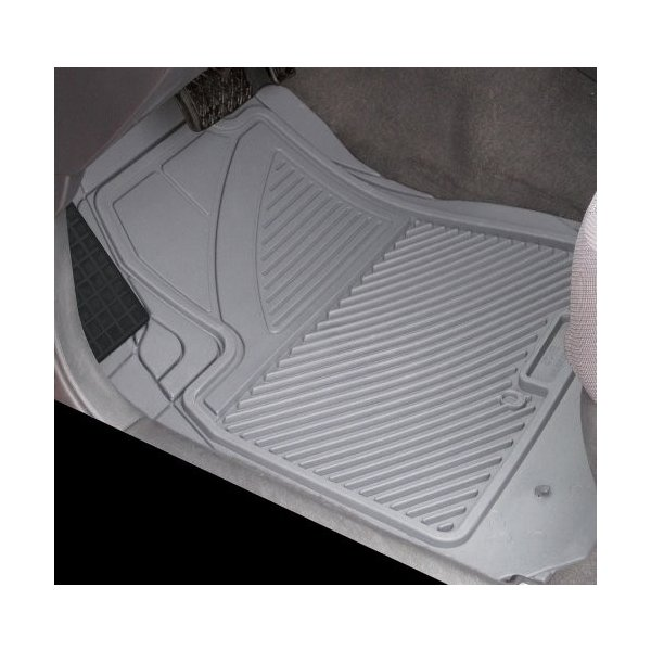 Grey Koolatron Pants Saver Custom Fit 4 Piece All Weather Car Mat for Select Ford Taurus Models