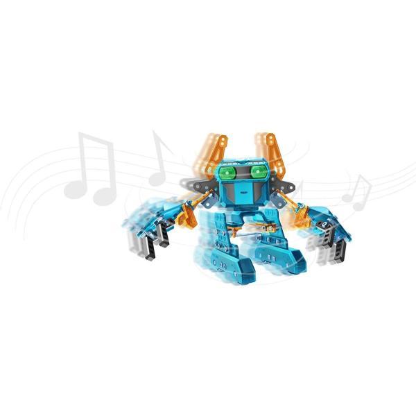 MECCANO-Erector-Micronoid Code A.C.E.プログラム可能なロボット構築キット|hal-proshop|03