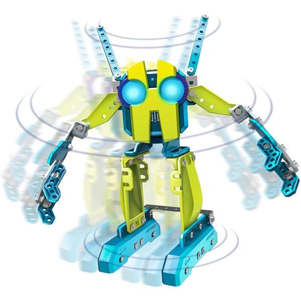 MECCANO-Erector-Micronoid Code A.C.E.プログラム可能なロボット構築キット|hal-proshop|06