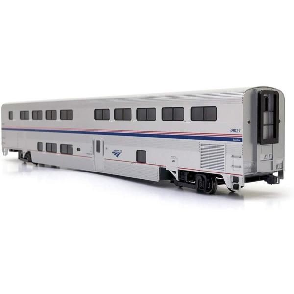 Kato 35-6251 HO Amtrak Superliner II Transition Sleeper IVb #39027