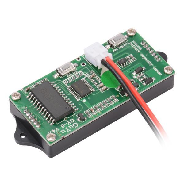 12/24/36/48V 電圧計 バッテリーチェッカー 残量計 自動車用 TE619 XCSOURCE|halhal|04