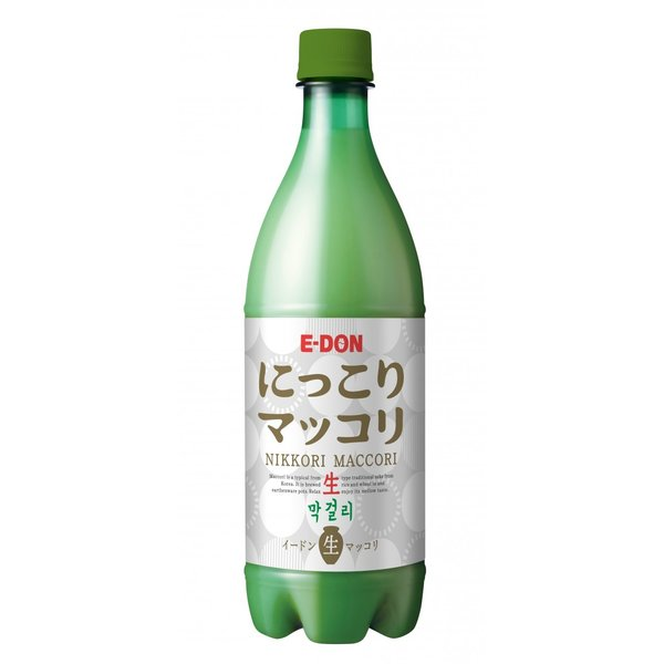 二東 生マッコリ 750ml halla-mart