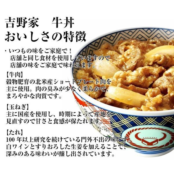 吉野家 牛丼 10袋セット|halloday|02