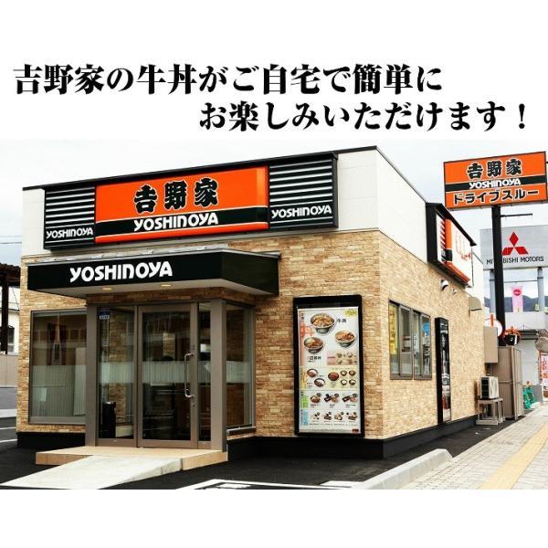 吉野家 牛丼 10袋セット|halloday|05