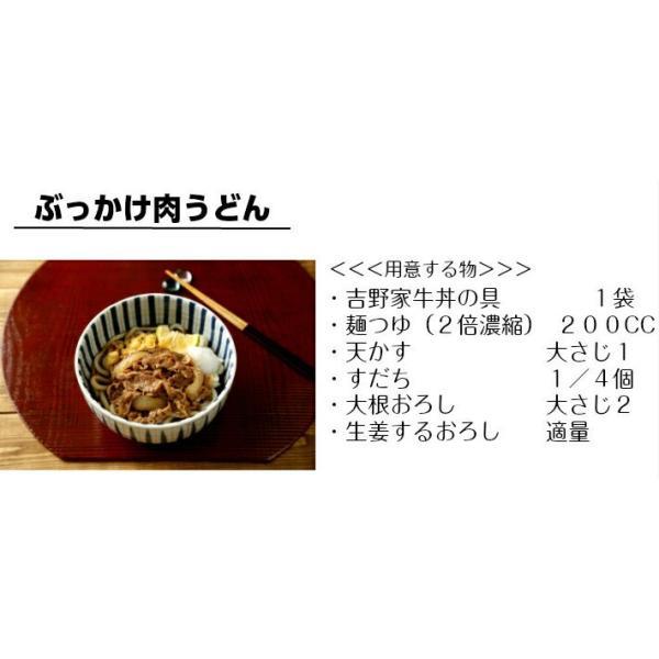 吉野家 牛丼 10袋セット|halloday|06