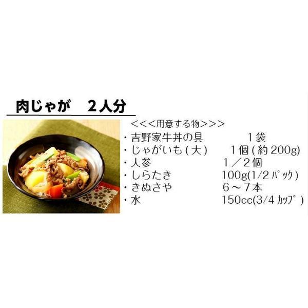 吉野家 牛丼 10袋セット|halloday|07