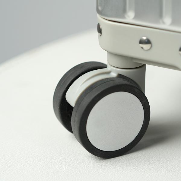 イノベーター アルミスーツケース メーカー直送  Sサイズ 2年保証付き INV1811 1〜2日 機内持ち込み 36L innovator TSAロック搭載 ダイヤルロック|haloaboxart|07