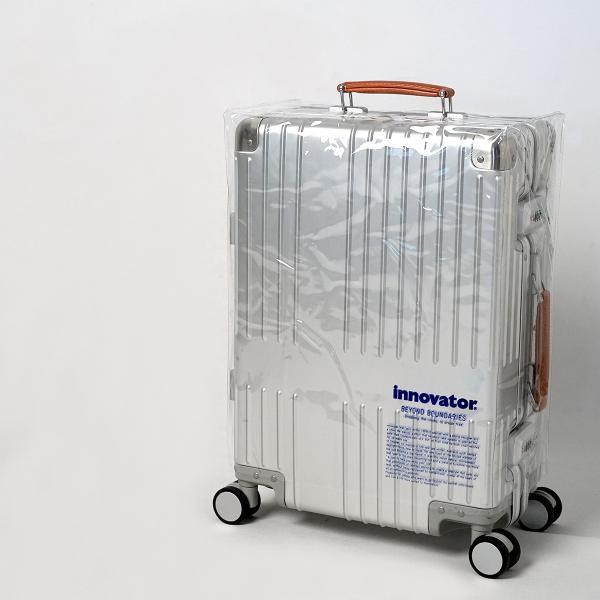 イノベーター アルミスーツケース メーカー直送  Sサイズ 2年保証付き INV1811 1〜2日 機内持ち込み 36L innovator TSAロック搭載 ダイヤルロック|haloaboxart|08