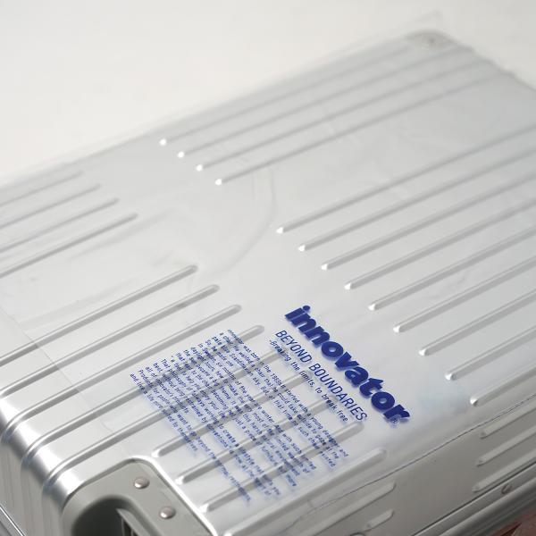 イノベーター アルミスーツケース メーカー直送  Sサイズ 2年保証付き INV1811 1〜2日 機内持ち込み 36L innovator TSAロック搭載 ダイヤルロック|haloaboxart|09