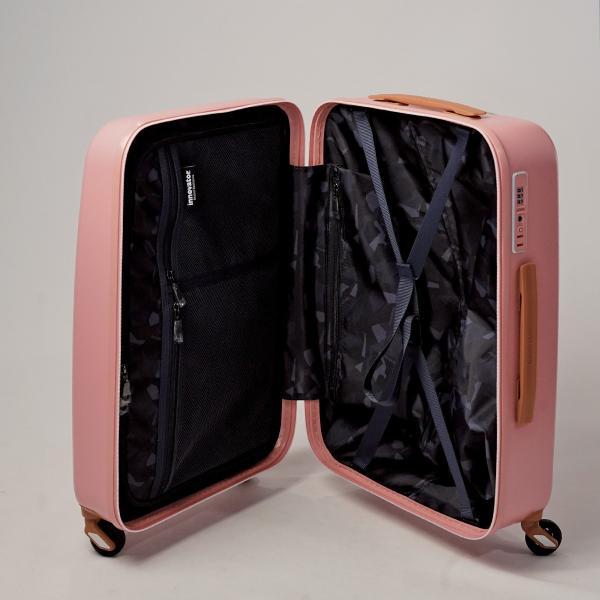 イノベーター スーツケース INV55 Mサイズ 50L 3〜4日 ファスナータイプ innovator メーカ―直送 haloaboxart 04