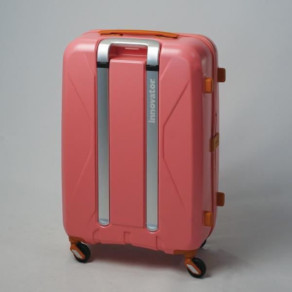 イノベーター スーツケース INV55 Mサイズ 50L 3〜4日 ファスナータイプ innovator メーカ―直送 haloaboxart 07