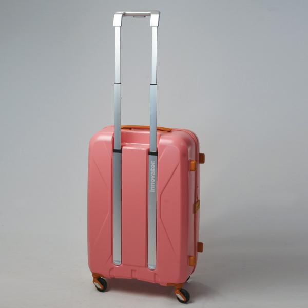 イノベーター スーツケース INV55 Mサイズ 50L 3〜4日 ファスナータイプ innovator メーカ―直送 haloaboxart 08
