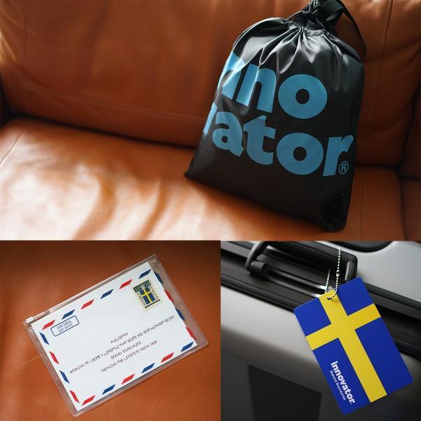 イノベーター スーツケース INV58T 限定色 Mサイズ 60L 4〜5日 フレームタイプ innovator メーカ―直送|haloaboxart|08