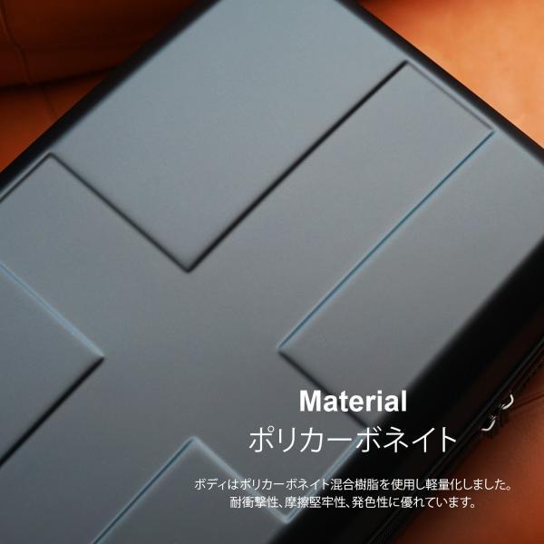イノベーター スーツケース INV63 Lサイズ 70L 5〜6日 ファスナータイプ innovator メーカー直送|haloaboxart|02