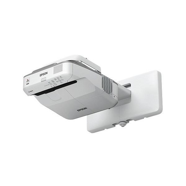 エプソン 液晶/壁掛け/WXGA/3500lm/電子黒板機能内蔵 EB-685WTの画像