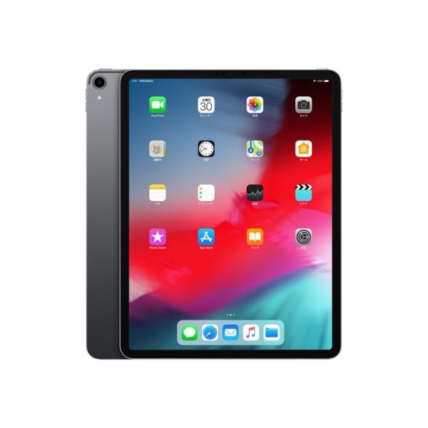 iPad Pro 12.9インチ Liquid Retinaディスプレイ Wi-Fiモデル 512GB - スペースグレイ MTFP2J/A 2018年モデル [512GB]の画像