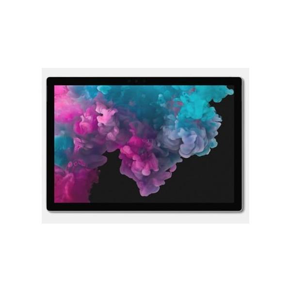 LGP-00017 Windowsタブレット Surface Pro 6(サーフェスプロ6) シルバー [12.3型 /intel Core i5 /SSD:128GB /メモリ:8GB /2019年1月モデル]の画像