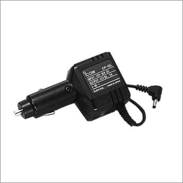 アイコム ノイズフィルター付きシガレットライターケーブル CP-12L