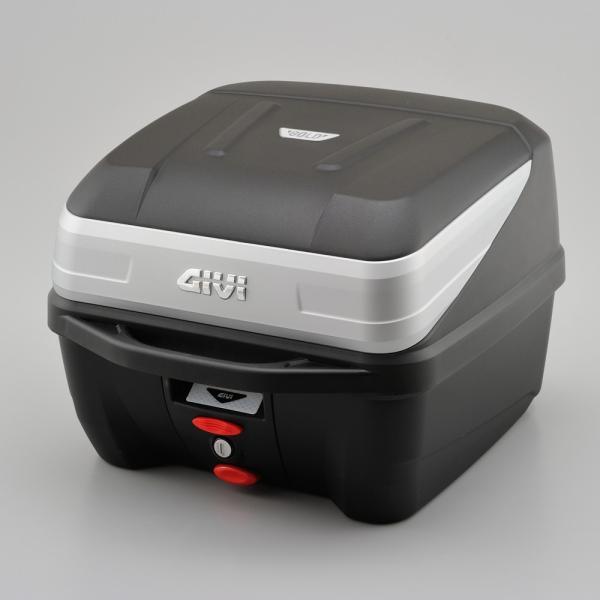 B32N BOLD モノロックケース 未塗装ブラック 32リットル GIVI(ジビ)|hamashoparts