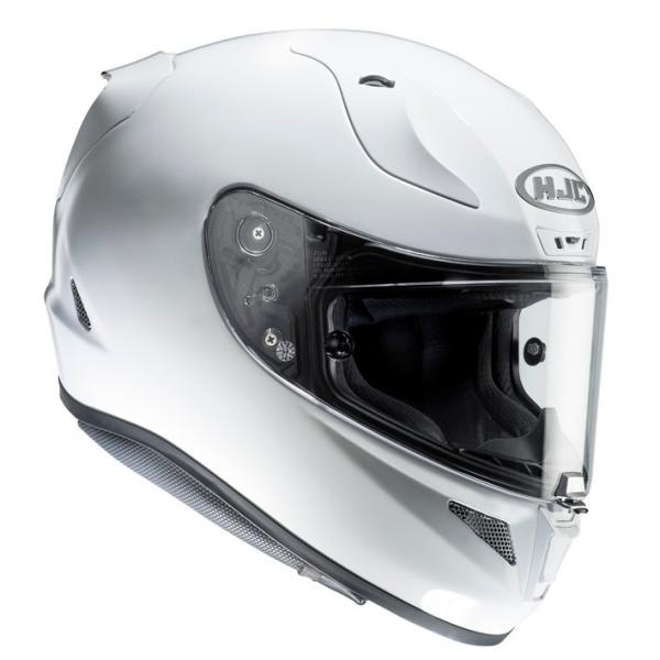 HJH103 RPHA 11 ソリッド オフロードヘルメット パールホワイト M(57-58)サイズ HJC|hamashoparts
