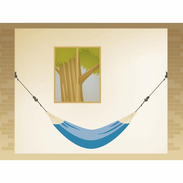 ハンモック設置用キット/UR-H3(La Siesta ラ・シエスタ社)|hammock-life|02