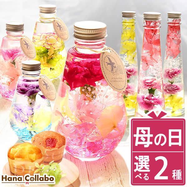 母の日 花 ギフト 2019 mothersday ハーバリウム カーネーション hana-collabo
