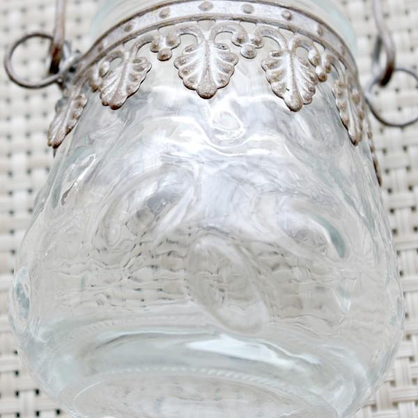 フラワーベース 花瓶 ガラスとスチールのおしゃれなフラワーベース デイビス・ヨークベース|hana-kazaru|05