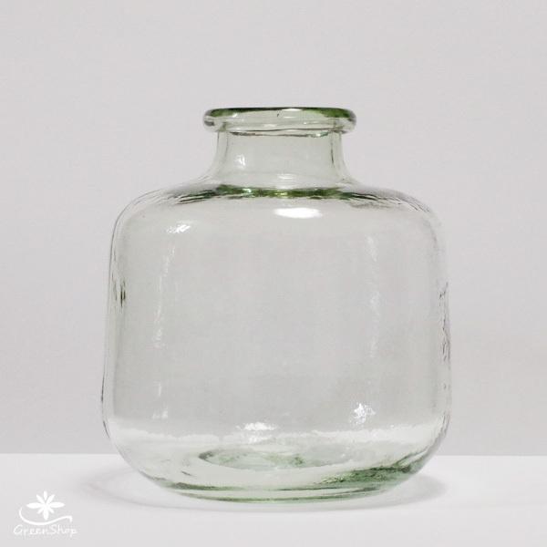 フラワーベース 花瓶 ガラス クラシカルガラスフラワーベースB|hana-kazaru|03