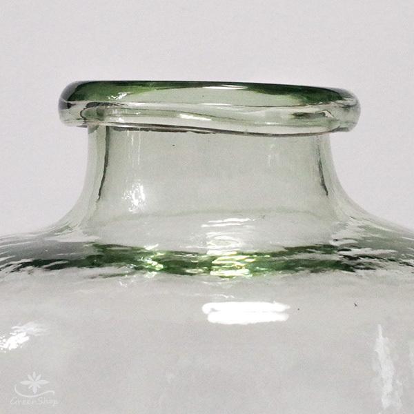 フラワーベース 花瓶 ガラス クラシカルガラスフラワーベースB|hana-kazaru|07