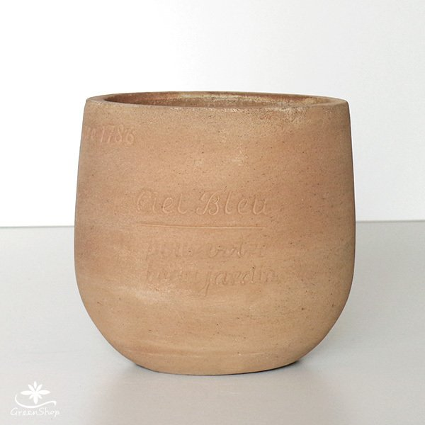 プランター おしゃれ 植木鉢 素焼きのナチュラルプランター POT S 4.5号|hana-kazaru|03