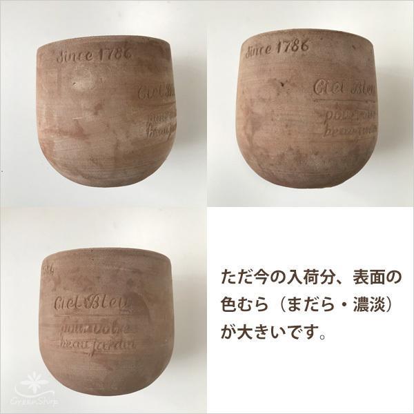 プランター おしゃれ 植木鉢 素焼きのナチュラルプランター POT S 4.5号|hana-kazaru|04