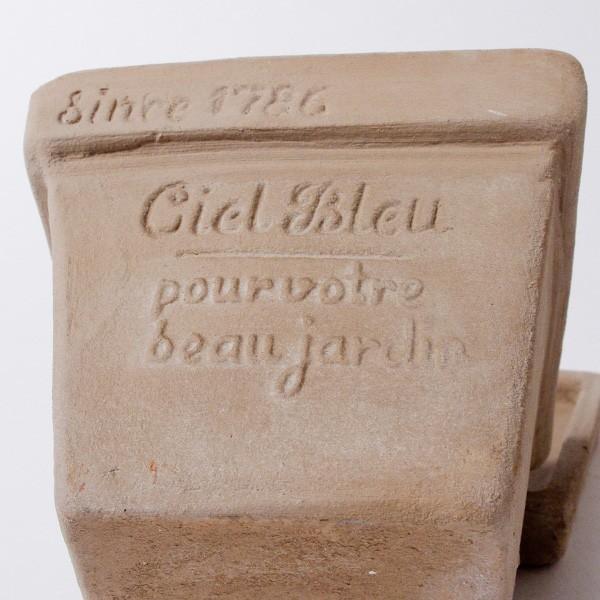 プランター おしゃれ 植木鉢 素焼きのナチュラルプランター スクエア ミニ 約3.5号|hana-kazaru|04
