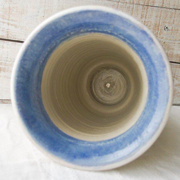 プランター おしゃれ 植木鉢 陶器 ロワール・ディープポット 7号|hana-kazaru|04