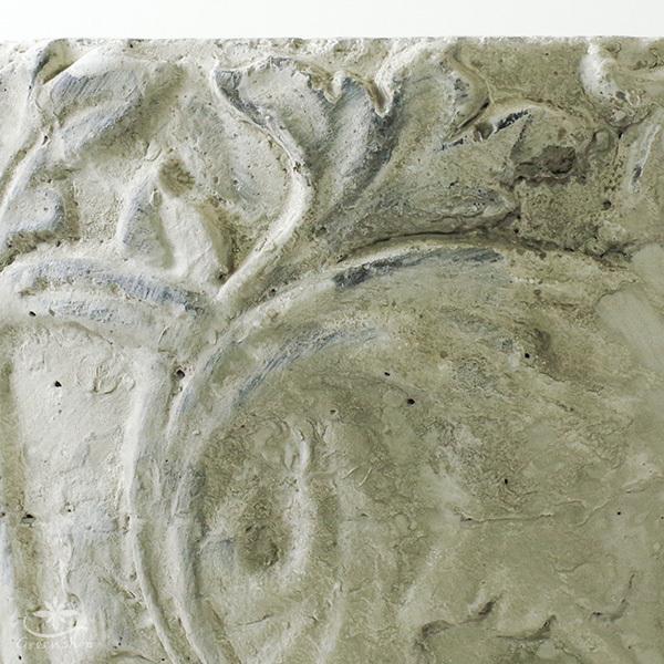 プランター おしゃれ 植木鉢 陶器 アラベスクポット 約7号|hana-kazaru|03