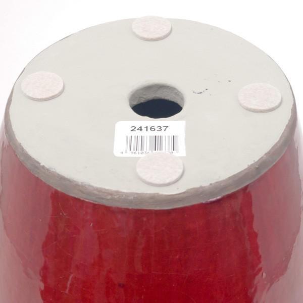 プランター おしゃれ 植木鉢 陶器 プロバンブリック レッド 約7号|hana-kazaru|05