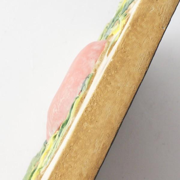 インテリア雑貨 オブジェ 壁掛け アート おしゃれインテリアプレート フルーツピーチ|hana-kazaru|04