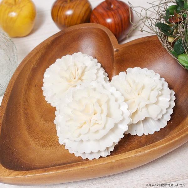 アウトレット 造花 インテリア コサージュ ソラフラワー カーネーション 1個|hana-kazaru