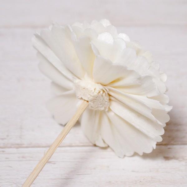 アウトレット 造花 インテリア コサージュ ソラフラワー カーネーション 1個|hana-kazaru|04