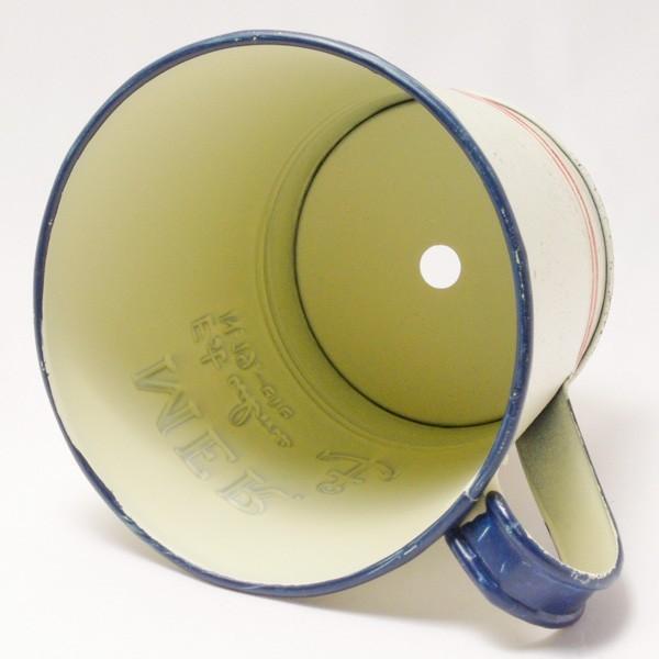 プランター おしゃれ 植木鉢 スチール ブランメールアンカーカップ 約3.5号|hana-kazaru|04