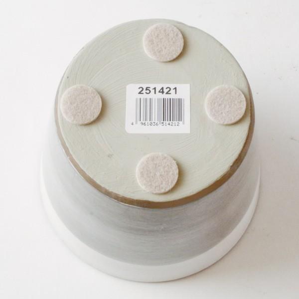 鉢カバー おしゃれ 陶器 ショパン(底穴無し)|hana-kazaru|07