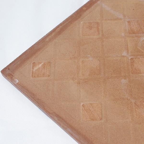 タイル おしゃれ 雑貨 デザインタイル チュニジアタイル BAGDAD 約20cm|hana-kazaru|05