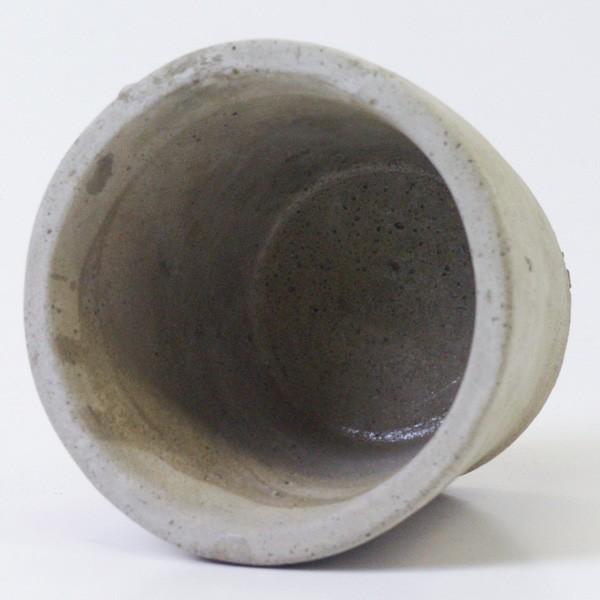 鉢カバー セメント製 こびとプランター Sサイズ|hana-kazaru|05