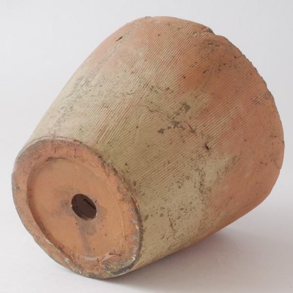 プランター おしゃれ 植木鉢 陶器 モッシーラウンドポット 約5.5号|hana-kazaru|05