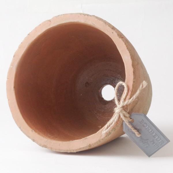プランター おしゃれ 植木鉢 陶器 モッシーラウンドポット 約5.5号|hana-kazaru|06