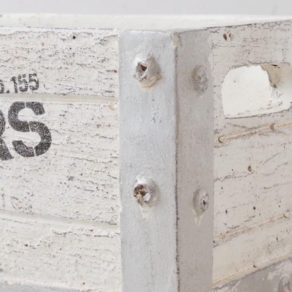 プランター おしゃれ 植木鉢 セメント鉢 フルールレクトポット 約W21×D11.5×H10cm hana-kazaru 02