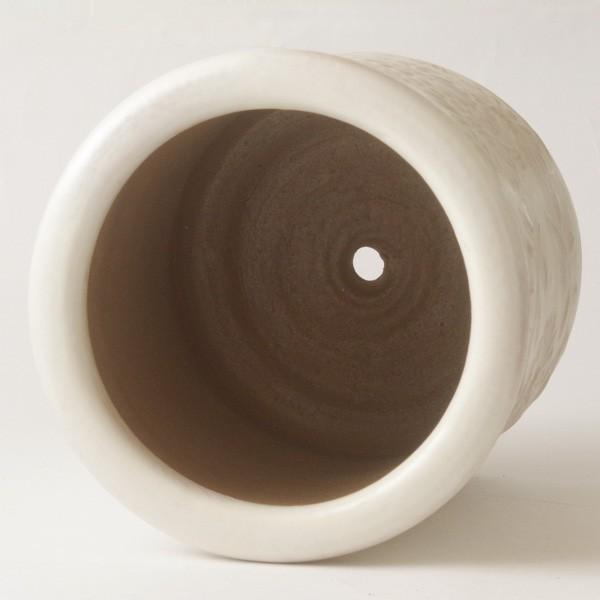 プランター おしゃれ 植木鉢 陶器 クリステンポット 約6号|hana-kazaru|07