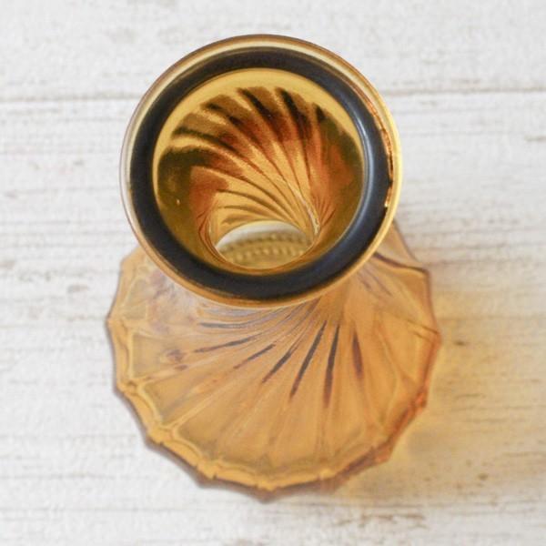 花瓶 一輪挿し チェスキーガラスフラワーベース|hana-kazaru|07